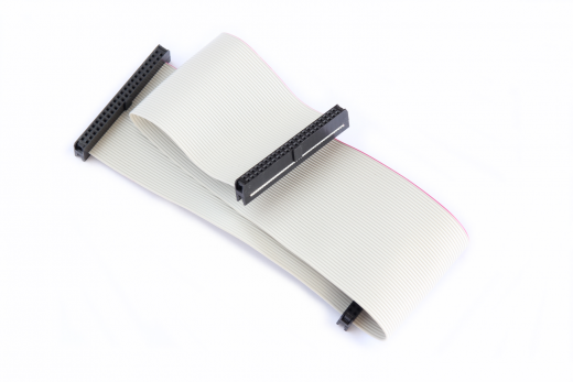 2,5 inch dual IDE ribbon cable dual 30 cm