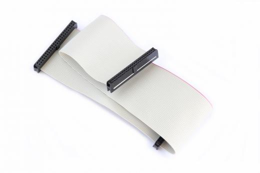 2,5 Zoll IDE-Flachbandkabel dual 30 cm