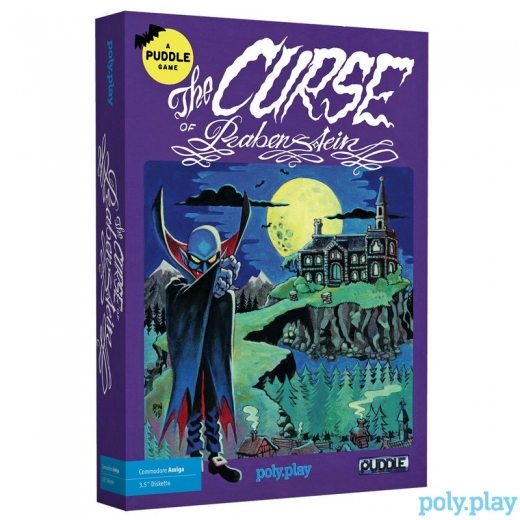 The Curse of Rabenstein - Collectors Edition - Amiga floppy