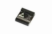 Uhrenport Winkeladapter für Amiga 1200