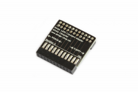 Clockport angle adapter for Amiga 1200