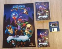 Sqrxz IV Boxed Version