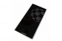 AmigaOne X1000 Frontblende, weiß / schwarz