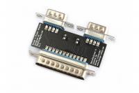 Kompakter 4 Spieler-Adapter für Amiga