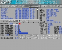 Wicher 1211 Speicherkarte inkl. SPI Busboard für Amiga 1200