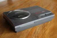 Transparente Hartplastik Staubschutzhaube für Amiga CD32