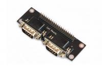 Amiga / C64 / Atari joystick adapter for Raspberry Pi