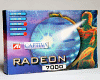 Radeon 7000 AGP graphic card
