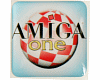 Gehäuseaufkleber AmigaOne-Boing