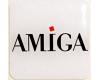 Gehäuseaufkleber Amiga 2