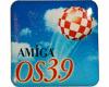 Gehäuseaufkleber AmigaOS 3.9
