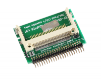 Compact Flash 2,5 IDE adapter male