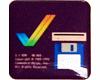 Gehäuseaufkleber Amiga Kickstart 3.1