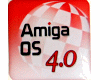 Case sticker AmigaOS 4.0
