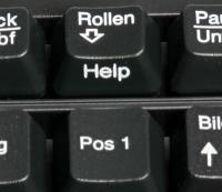 AmigaOne Tastatur (Deutsch)