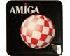 Gehäuseaufkleber Amiga-Boing schwarz