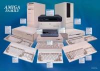 Amiga Familien Poster