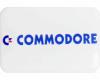 Gehäuseaufkleber Commodore breit