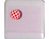 Gehäuseaufkleber Amiga-Boing klassik