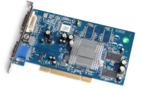 Radeon 9250 128 MB PCI Grafikkarte