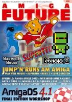 Amiga Future 113 inkl. Versand
