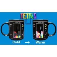 Tetris Wärme-Tasse