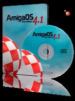 AmigaOS 4.1 FE Classic (Amiga PPC 1200/3000/4000)