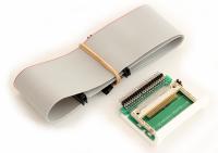 Amiga 1200 CF IDE Rückblenden-Adapter