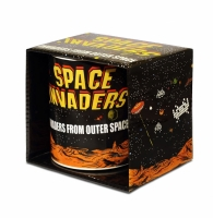 Space Invaders cup