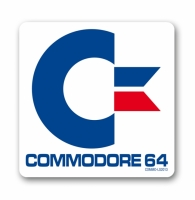 Commodore 64 coaster