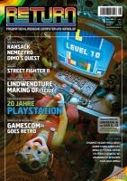 RETURN Magazin Ausgabe 21 inkl. Versand