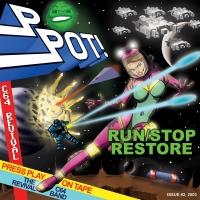 PRESS PLAY ON TAPE – Run/Stop Restore