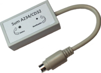 SUM A234, CD32 - USB Tastaturadapter für Amiga 2k, 3k, 4K, CD32