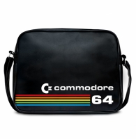 Commodore 64 city bag