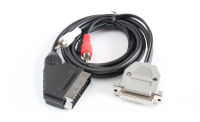 Amiga RGB cable (original DB23) to SCART