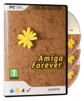 Amiga Forever 2016 Premium Edition - Amiga Emulation
