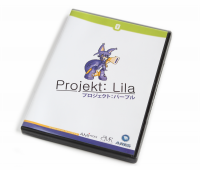 Projekt: Lila Limited Edition on CD-ROM