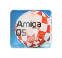 Gehäuseaufkleber AmigaOS 4 Himmel