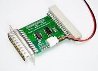 Externer Diskettenlaufwerkadapter für Amiga