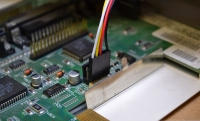 Amiga 1200 LED-Platine