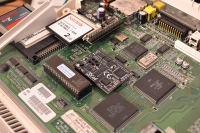A608mini Fast-Ram memory expansion for Amiga 600