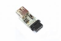 Funkmaus USB-Adapter für Amiga & Atari