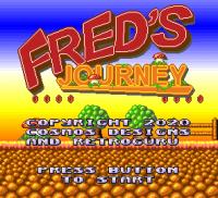 Freds Journey
